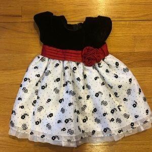 Bonnie Baby formal dress 12months